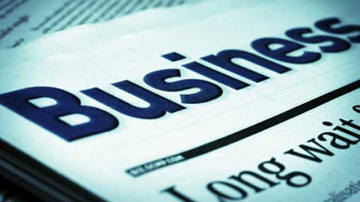 Picture of Business Newspaper